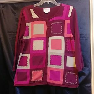 Christopher&Banks sweater top size M